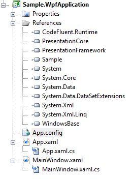 A Custom WPF Rich Client